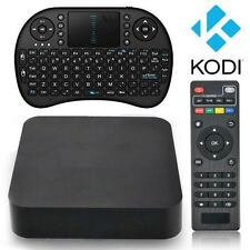 MX Q TV BOX Android4.4 Quad Core 1080P Media Player  FULLY LOADED 8GB+Keyboard