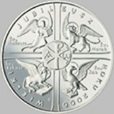 Poland / Polen - 10zl The Great Jubilee of the Year 2000