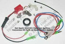Electronic Ignition Kit Replaces Points in 4-cyl Peugeot 504, Citroen - 3DUC4U1