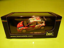 IXO 1:43 - CITROEN C4 WRC - RALLY GREECE 2008    RAM327    - IN  ORIGINAL  BOX