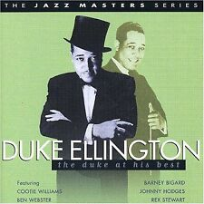Duke Ellington-The Duke At his best CD