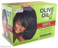 Organic Root Stimulator Olive Oil  Relaxer - Extra