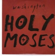 (BW886) Washington, Holy Moses - 2011 DJ CD