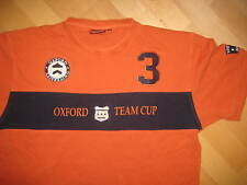 Tolles T-Shirt Gr. L Large Oxford Team Cup Abercrombie & Fitch