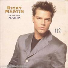 RICKY MARTIN - Maria (UK 6 Track CD Single Part 1)