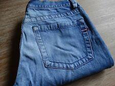 DIESEL *STYLE: RIVEC VINTAGE CLASSIC STRAIGHT MENS JEANS SIZE: 32X34 RARE