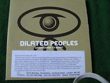 DILATED PEOPLES.. Worst Comes To Worst  (1 Track Promo Single)