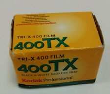 NEW 1 Roll Kodak Pro Tri-X 400TX Black & White 135-36 Print Film Expired 10/2013