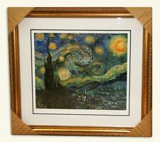 Van Gogh (After) -Limited Edition Museum Framed Print-Numbered Lot 1797281