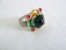 BAGUE BERBERE. ANCIENNE BAGUE BEREBERE. OLD VINTAGE RING, RING 50