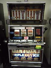 "IGT S2000 "" TRIPLE HOT ICE "" SLOT MACHINES (COINLESS) TICKET PRINTER"