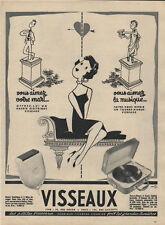 Publicité VISSEAUX