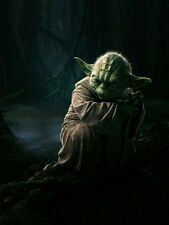 Star Wars Poster Yoda Movie Poster 24x32