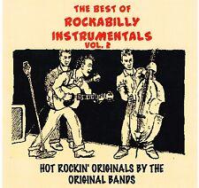 Rockabilly Instrumentals Vol. 2  Twenty-0ne More Great Rockin' Sides