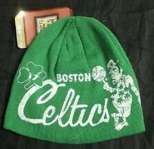 NEW Adidas Boston Celtics Green 17 Championships Beanie Ski Cap Hat ONE SIZE