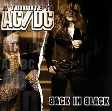 Black in Black:Tribute to AC/DC-Various Artists NEW CD