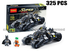 Decool Super heros Batman Begins Car Clown Building Toys Brick Blocks SET 325pcs