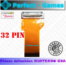 NINTENDO GBA Game Boy Advance nappe ruban flex ribbon cable ecran lcd 32 pin
