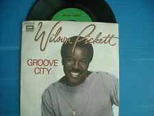 45 GIRI WILSON PICKETT GROOVE CITY / LOVE OF MY LIFE 1979 NUOVISSIMO LOOK