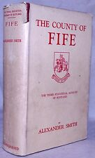 Third Statistical Account of Scotland: Fife by A. Smith (Hardback, 1952)