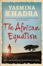 The African Equation by Yasmina Khadra (2015, Paperback)