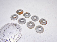 1982 SUZUKI RM465 FRONT FENDER MUD GUARD MOUNT CRUSH WASHERS SPACERS SLEEVES