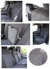 Tailored VAN seat  covers for  MERCEDES SPRINTER 2016  W906 - PATTERN1