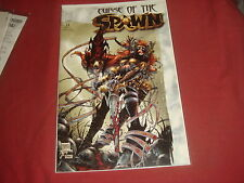CURSE OF THE SPAWN #11 Angela appears    Image Comics 1997  NM
