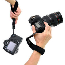 Camera Hand Grip For Canon EOS Nikon Sony Olympus SLR/DSLR Cloth Wrist Strap hcu
