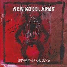 NEW MODEL ARMY - BETWEEN WINE AND BLOOD 2 CD NEU