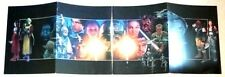 STAR WARS SCREEN GAME MASTER EXC+! Quad-Fold Roleplaying Game Jedi Roleplaying