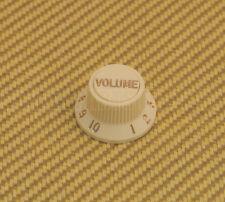 005-9266-030 (1) Fender Guitar S-1 Stratocaster Knob Kit Bottom/Top - Aged White