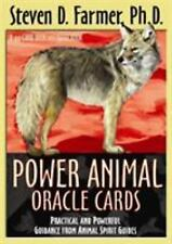 Power Animal Oracle Cards: Practical and Powerful Guidance from Animal Spirit Gu