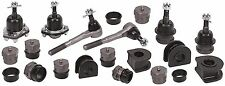 PST Orig Truck Front End Kit 75-77 Dodge W100, 200 (3500lb axle), Ramcharger 4WD