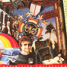 24K GOLD CD E.L.O. Definitive Collection by ELO / Electric Light Orchestra karat
