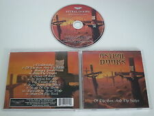 ASTRAL DOORS/THE SON AND THE FATHER (LOCOMOTIVE  LM137) CD ALBUM
