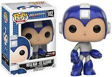 Funko POP giochi Mega Man GHIACCIO Slasher VINILE MEGAMAN Action Figure Nuovo Regno Unito