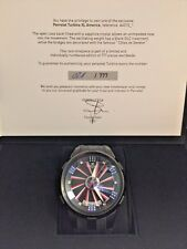 Perrelet Captain America Watch A4015/1 TURBINE XL AMERICA Watch Limited 21/777
