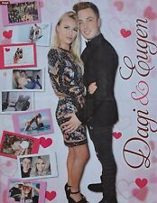 DAGI BEE & EUGEN KAZAKOV - A2 Poster (XL - 42 x 55 cm) - Clippings Fan Sammlung
