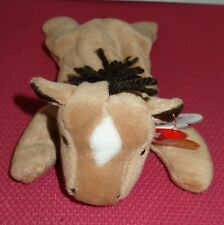 TY Beanie Baby Derby Horse 5th Generation Hang Tag 6th Gen Tush Tag 1995 TH