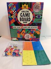 Innovative Kids Educational The Amazing Game Board Book  Ages 6 To 99 Gift