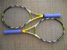 "2  HEAD Microgel Extreme Mid Plus Tennis Racquet Racquets 4 3/8"" Grip"