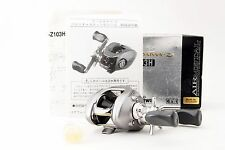 DAIWA TD - Z 103H Right handed Bait casting reel USED from JAPAN #B623