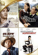 The Grapes of Wrath/How Green Was My Valley/The Ox Bow Incident/Gentleman's...