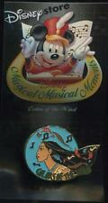 WORKING Magical Musical Moments Colors of the Wind Pocahontas Disney Pin 17417