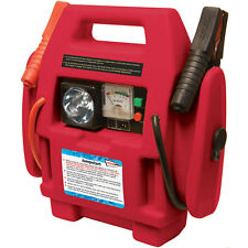 Streetwize Portable 12V Engine Jump Starter Booster with Cables & Worklight
