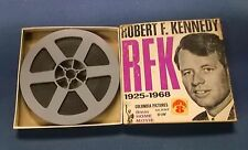 Super 8mm Film - ROBERT KENNEDY - silent/black & white/200ft