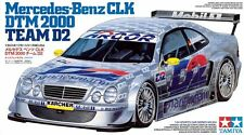 Tamiya 24234 1/24 Scale Model Kit HWA 1 Team D2 AMG-Mercedes Benz CLK-DTM 2000