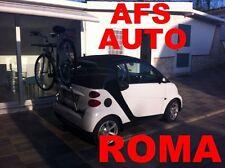 PORTABICI POSTERIORE 3 BICI SMART CABRIO X BICI UOMO DONNA MB SPECIALI AFS ROMA