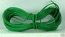 Equipment Wire - GREEN - 1 x 10m Roll 7/0.2mm 1.4A Rating RoHS Compliant